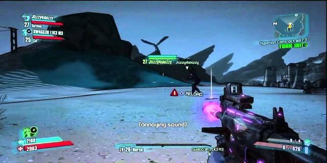 Những vũ khí nhìn thì ghê gớm nhưng hóa ra lại vô tích sự trong game - Ảnh 1.