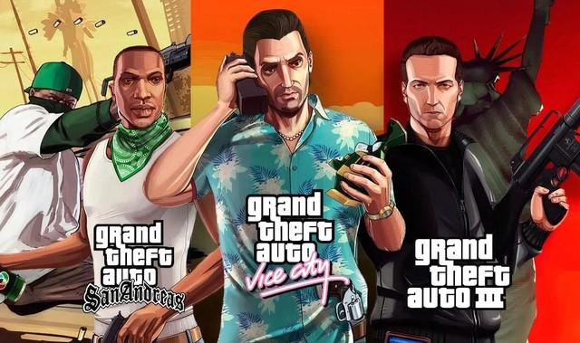 Bộ 3 game GTA Remastered sẽ không phát hành trên Steam - Ảnh 1.