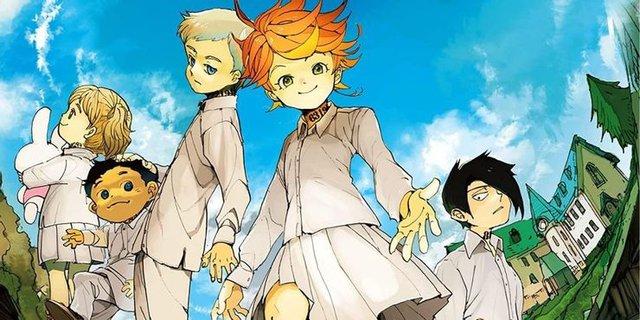 Fairy Tail và những bộ anime được lấy cảm hứng từ One Piece Promised-neverland-2-cropped-1633944997606635734510