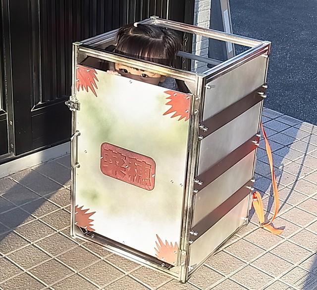 Chiều lòng con gái cưng, ông bố Nhật Bản chế tạo ra Nezuko Box khiến cộng đồng Kimetsu No Yaiba phát sốt - Ảnh 2.