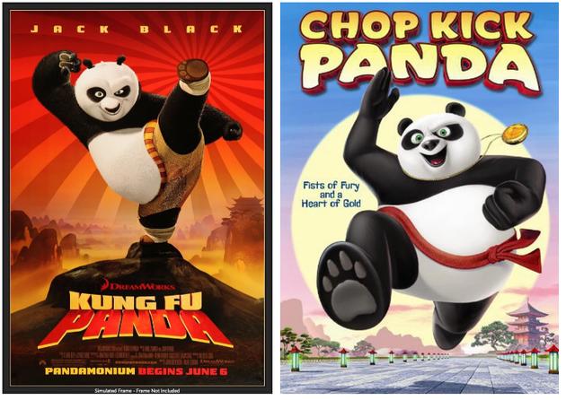 Những bộ phim Hollywood nổi tiếng bị sao chép hình ảnh quá đà, nhìn vào có khi… hỏng luôn tuổi thơ! - Ảnh 10.
