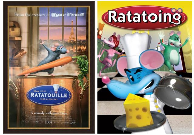 Những bộ phim Hollywood nổi tiếng bị sao chép hình ảnh quá đà, nhìn vào có khi… hỏng luôn tuổi thơ! - Ảnh 8.