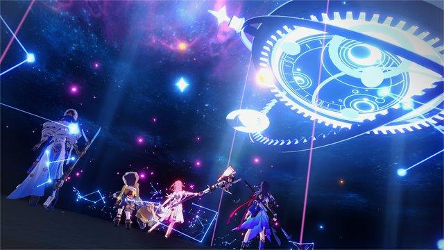 Bị ném đá tơi bời, miHoYo vẫn khiến game thủ xếp hàng đăng ký game Gacha mới, chung vũ trụ với 1 siêu phẩm - Ảnh 5.
