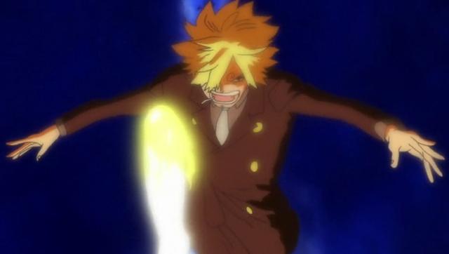 One Piece: 3 gợi ý về cơ thể bất thường của Sanji từ trước khi cuộc chiến ở Onigashima nổ ra - Ảnh 3.
