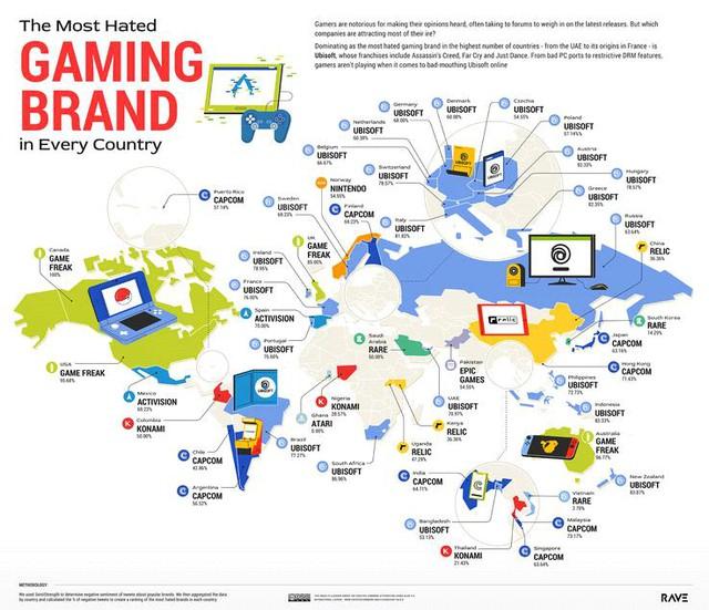 Chân dung công ty game bị ghét nhất thế giới - Ảnh 3.