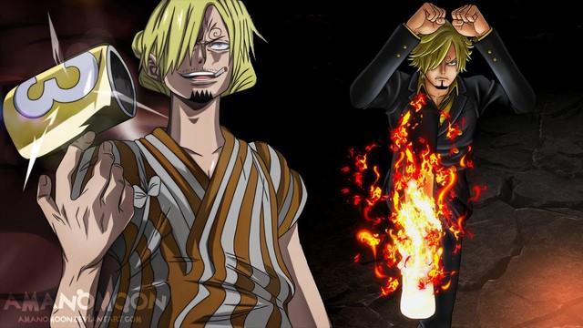 One Piece: Không phải Zoro, Sanji mới là người sở hữu sức mạnh tổng hợp các thành viên số một băng Tứ Hoàng - Ảnh 2.