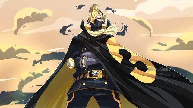 One Piece: Không phải Zoro, Sanji mới là người sở hữu sức mạnh tổng hợp các thành viên số một băng Tứ Hoàng - Ảnh 4.