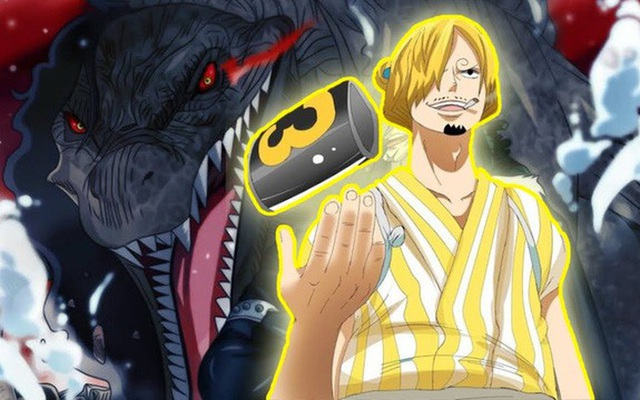 One Piece: Không phải Zoro, Sanji mới là người sở hữu sức mạnh tổng hợp các thành viên số một băng Tứ Hoàng - Ảnh 5.