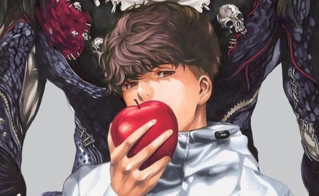 Death Note bất ngờ công bố tái xuất trong năm 2022, giới thiệu chủ nhân mới của cuốn sổ tử thần - Ảnh 1.