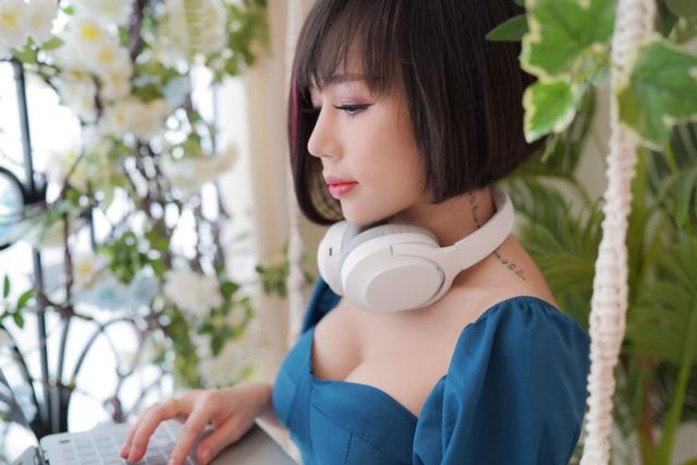 Razer Opus X: Tai nghe bluetooth siêu trắng tròn cho anh em nâng tầm gaming và giải trí - Ảnh 5.