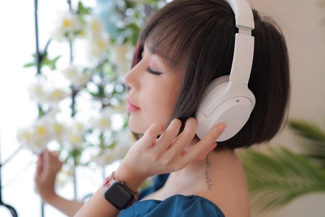 Razer Opus X: Tai nghe bluetooth siêu trắng tròn cho anh em nâng tầm gaming và giải trí - Ảnh 2.
