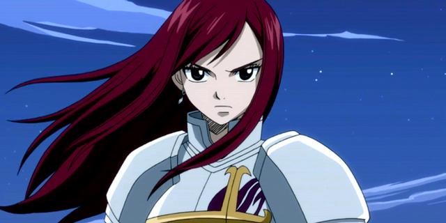Top 7 nhân vật nữ mạnh nhất trong anime shonen Erza-scarlet-fairy-tale-1634063924244317888398