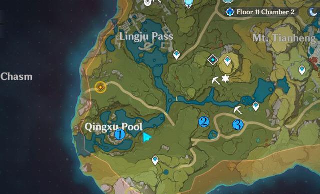 7 địa điểm khó khám phá nhất trong Genshin Impact, thách thức cả người chơi cũ - Ảnh 7.