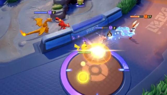 phòng thủ trụ trong Pokémon Unite khó hơn cả Liên Quân Photo-1-16340946407231805969058