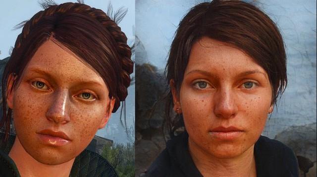 Nhân vật trong The Witcher 3 lột xác sau khi được AI biến đổi - Ảnh 3.