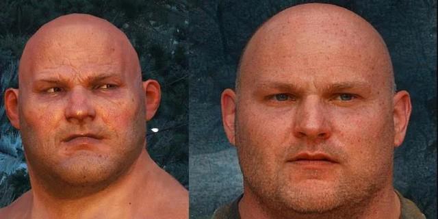 Nhân vật trong The Witcher 3 lột xác sau khi được AI biến đổi - Ảnh 4.