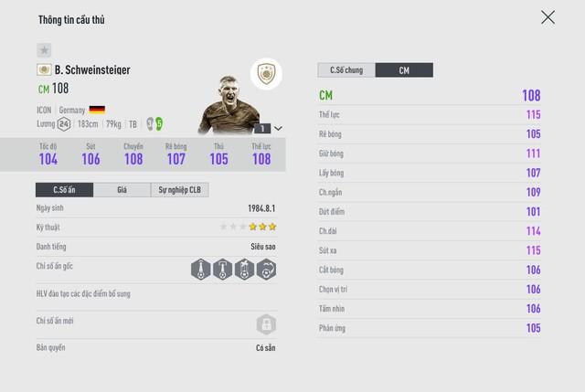 Hậu vệ Trùm cuối Maldini chính thức có mùa thẻ huyền thoại tại FIFA Online 4, còn cửa nào cho những tiền đạo quốc dân? - Ảnh 7.