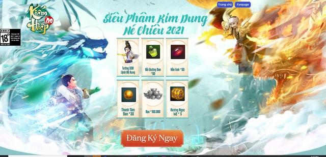 Kiếm Hiệp GO chiều fan Kim Dung tới bến, tặng Lệnh Hồ Xung SSR ngay khi đăng nhập, freeship toàn quốc - Ảnh 6.
