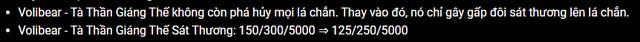 Nerf cỡ nào vẫn lọt top meta, tại sao Tà Thần lại sở hữu sức mạnh bá đạo như vậy ở Đấu Trường Chân Lý mùa 5? - Ảnh 3.