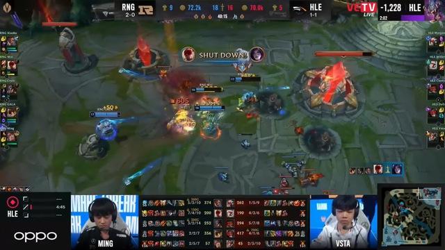 HLE có thành tích kém nhất trong số 8 đội Trung - Hàn sau 3 trận vòng bảng CKTG, cộng đồng LCK chỉ ra nguyên nhân chính - Ảnh 5.