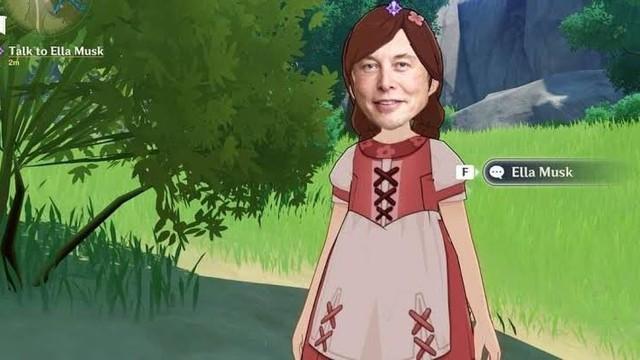 Elon Musk ngỏ ý muốn làm người chơi hệ tỷ phú của Genshin Impact -1634206962104329045546