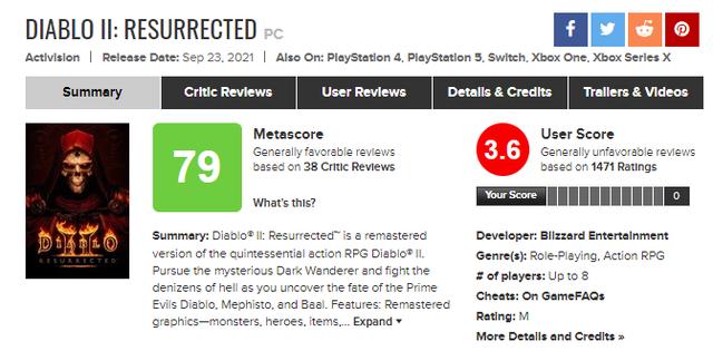 Blizzard tự mình hủy hoại cái tên Diablo II huyền thoại vì thất hứa trong việc sửa lỗi bản Resurrected - Ảnh 5.