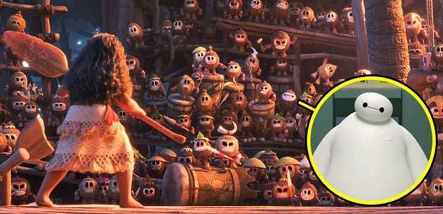 20 màn cameo thách thức các thánh soi của Disney, có phân cảnh vận hết nội công cũng chưa chắc nhìn ra - Ảnh 4.