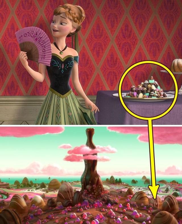 20 màn cameo thách thức các thánh soi của Disney, có phân cảnh vận hết nội công cũng chưa chắc nhìn ra - Ảnh 6.