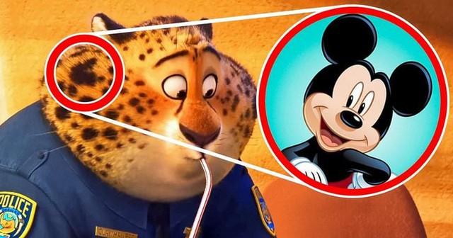 20 màn cameo thách thức các thánh soi của Disney, có phân cảnh vận hết nội công cũng chưa chắc nhìn ra - Ảnh 8.