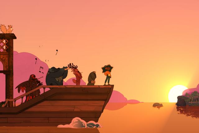 Top 10 tựa game có đồ họa phong cách tranh vẽ đẹp như bước ra từ những trang truyện - Ảnh 7.