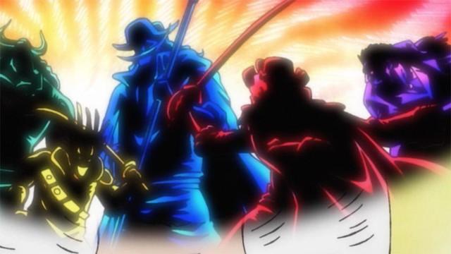 One Piece: Bí ẩn về sự xuất hiện của một số thành viên cũ băng Rocks dưới hình dạng một zombie? - Ảnh 2.