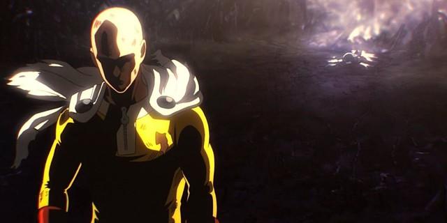 One Punch Man: 10 lần thánh phồng Saitama chiến đấu thực sự nghiêm túc khiến ai cũng phải sợ hãi (P.2) - Ảnh 3.