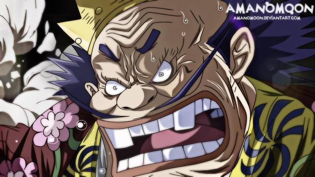 One Piece: Bị chém bay đầu 2 lần không chết, trái ác quỷ Zoan thần thoại của Orochi bá cỡ nào? - Ảnh 3.