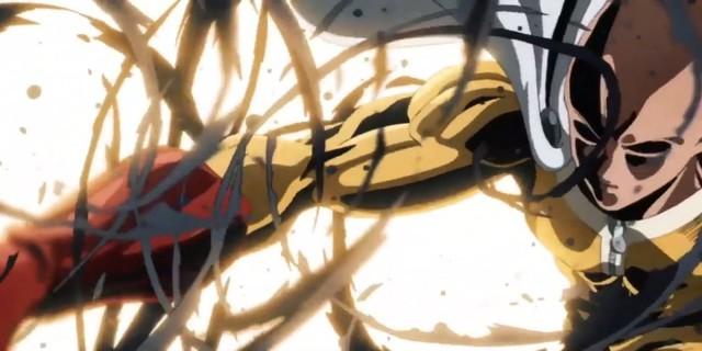 One Punch Man: 10 lần thánh phồng Saitama chiến đấu thực sự nghiêm túc khiến ai cũng phải sợ hãi (P.2) - Ảnh 4.