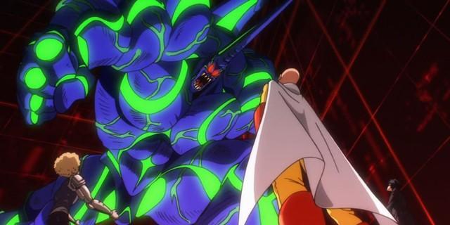 One Punch Man: 10 lần thánh phồng Saitama chiến đấu thực sự nghiêm túc khiến ai cũng phải sợ hãi (P.2) - Ảnh 5.