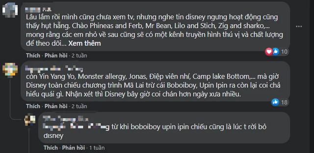 Disney Channel chính thức dừng phát sóng tại Việt Nam, các fan nuối tiếc vì thế hệ trẻ giờ đây chỉ thích anime Nhật mà thôi - Ảnh 5.