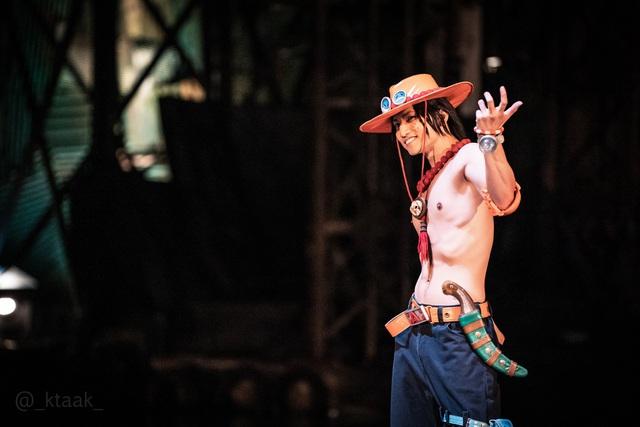 Các fan thích thú với gương mặt không thể đểu hơn của Sanji trong One Piece Premier Summer 2021 - Ảnh 5.