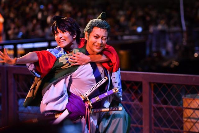 Các fan thích thú với gương mặt không thể đểu hơn của Sanji trong One Piece Premier Summer 2021 - Ảnh 7.