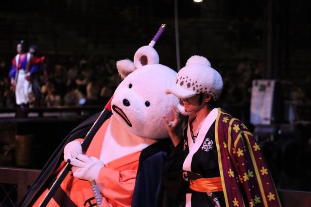 Các fan thích thú với gương mặt không thể đểu hơn của Sanji trong One Piece Premier Summer 2021 - Ảnh 15.