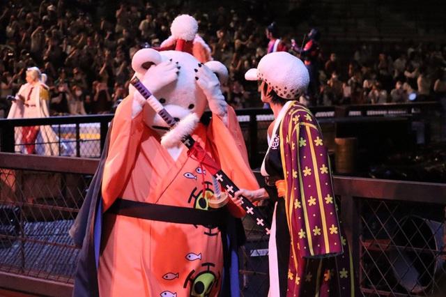 Các fan thích thú với gương mặt không thể đểu hơn của Sanji trong One Piece Premier Summer 2021 - Ảnh 9.