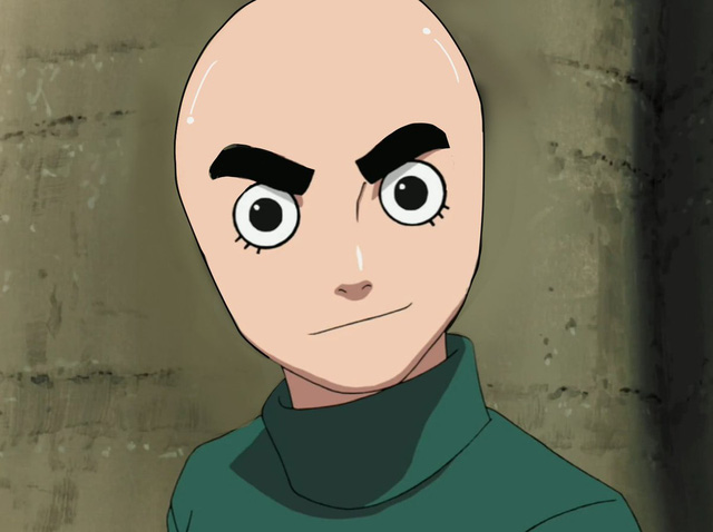 Chết cười khi thấy các nhân vật anime nổi tiếng bị hói đầu giống Saitama trong One Punch Man - Ảnh 6.