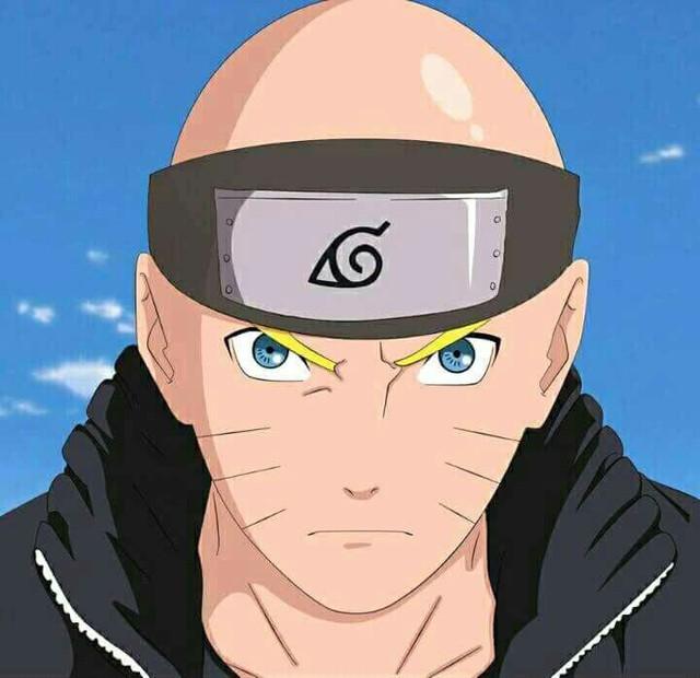 Chết cười khi thấy các nhân vật anime nổi tiếng bị hói đầu giống Saitama trong One Punch Man - Ảnh 2.