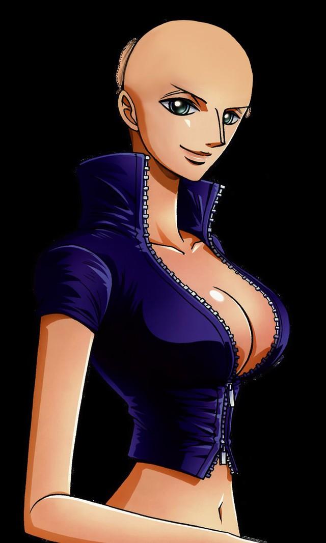 Chết cười khi thấy các nhân vật anime nổi tiếng bị hói đầu giống Saitama trong One Punch Man - Ảnh 21.