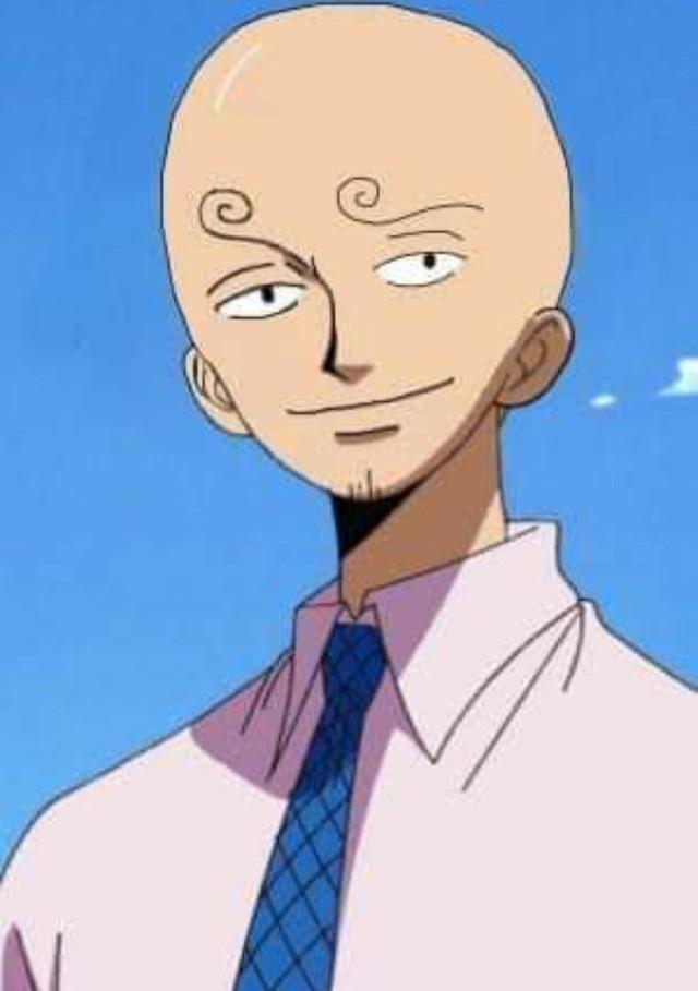 Chết cười khi thấy các nhân vật anime nổi tiếng bị hói đầu giống Saitama trong One Punch Man - Ảnh 23.