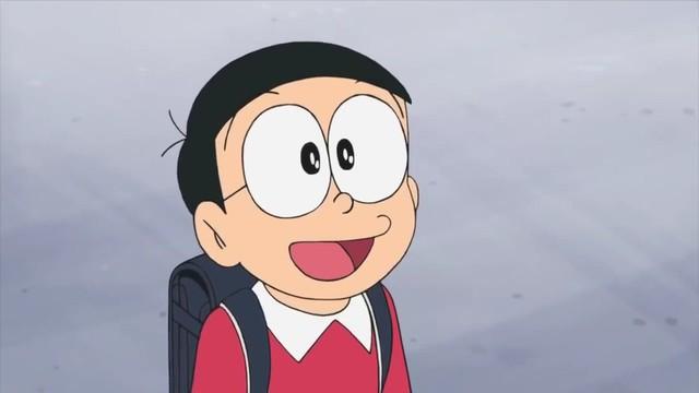 Giật mình khi thấy Nobita U50 phiên bản live-action, già đau đớn nhưng vẫn hậu đậu, vụng về - Ảnh 1.