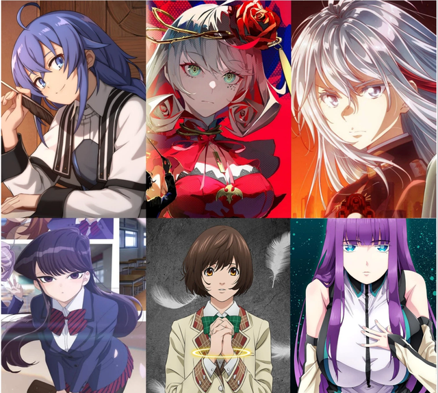 Điểm mặt dàn waifu quốc dân nổi bật trong anime mùa thu 2021, liệu có ai vượt qua được Siesta trong Thám Tử Đã Chết? - Ảnh 1.
