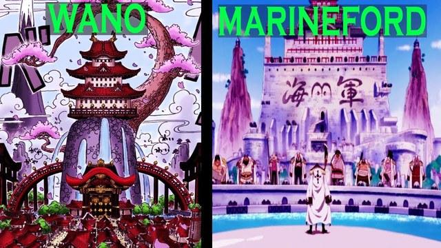 Trận chiến Wano không hấp dẫn bằng Marineford, phải chăng Oda thất hứa và One Piece đang mất đi sự hấp dẫn của mình? - Ảnh 1.