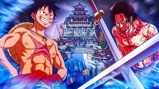 Trận chiến Wano không hấp dẫn bằng Marineford, phải chăng Oda thất hứa và One Piece đang mất đi sự hấp dẫn của mình? - Ảnh 2.