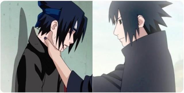 Nhìn lại trào lưu chế ảnh Sasuke bị bóp cổ mới giật mình nhận ra kiếp nhọ của anh Sặc đã có điềm báo từ lâu - Ảnh 8.