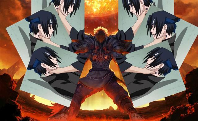 Nhìn lại trào lưu chế ảnh Sasuke bị bóp cổ mới giật mình nhận ra kiếp nhọ của anh Sặc đã có điềm báo từ lâu - Ảnh 17.